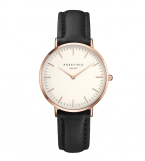 Watches Rosefield The Tribeca  Rosegold White/Black