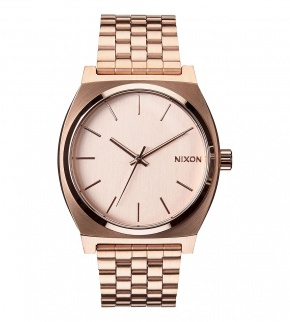 Watches Nixon Time Teller All Rose Gold