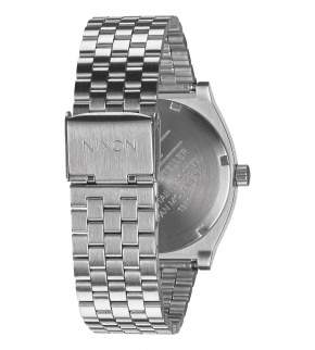 Watches Nixon Time Teller Black