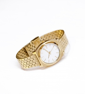 Watches Nixon Time Teller Gold / White