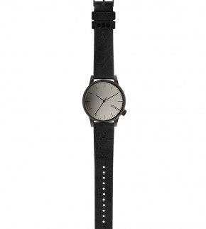 Watches Komono Winston Mirror Black Black