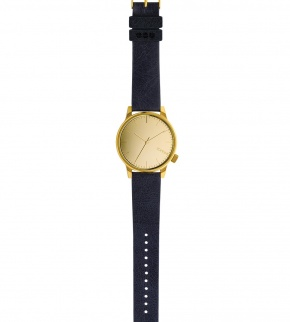 Watches Komono Winston Mirror Gold Navy