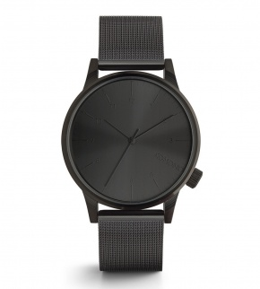 Watches Komono Winston Royale Black