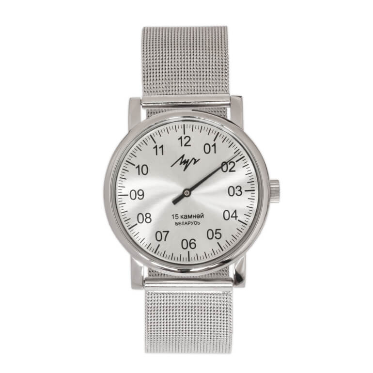 Mesh Silver mechanical