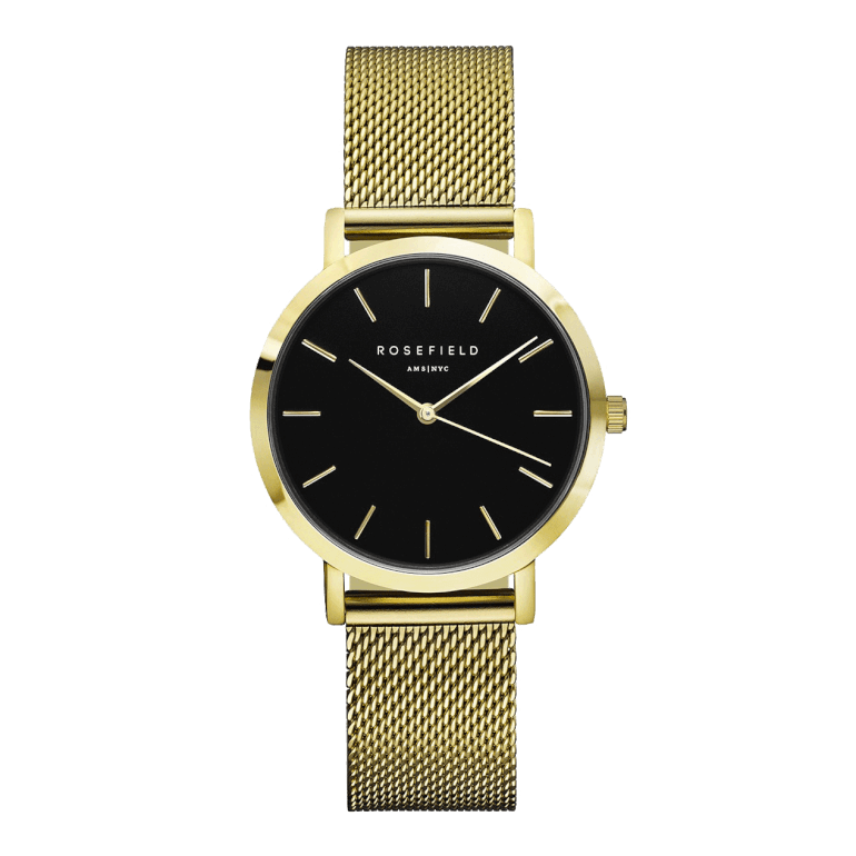 The Tribeca Gold Black